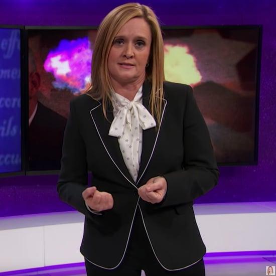 Samantha Bee on Vice Presidential Debate