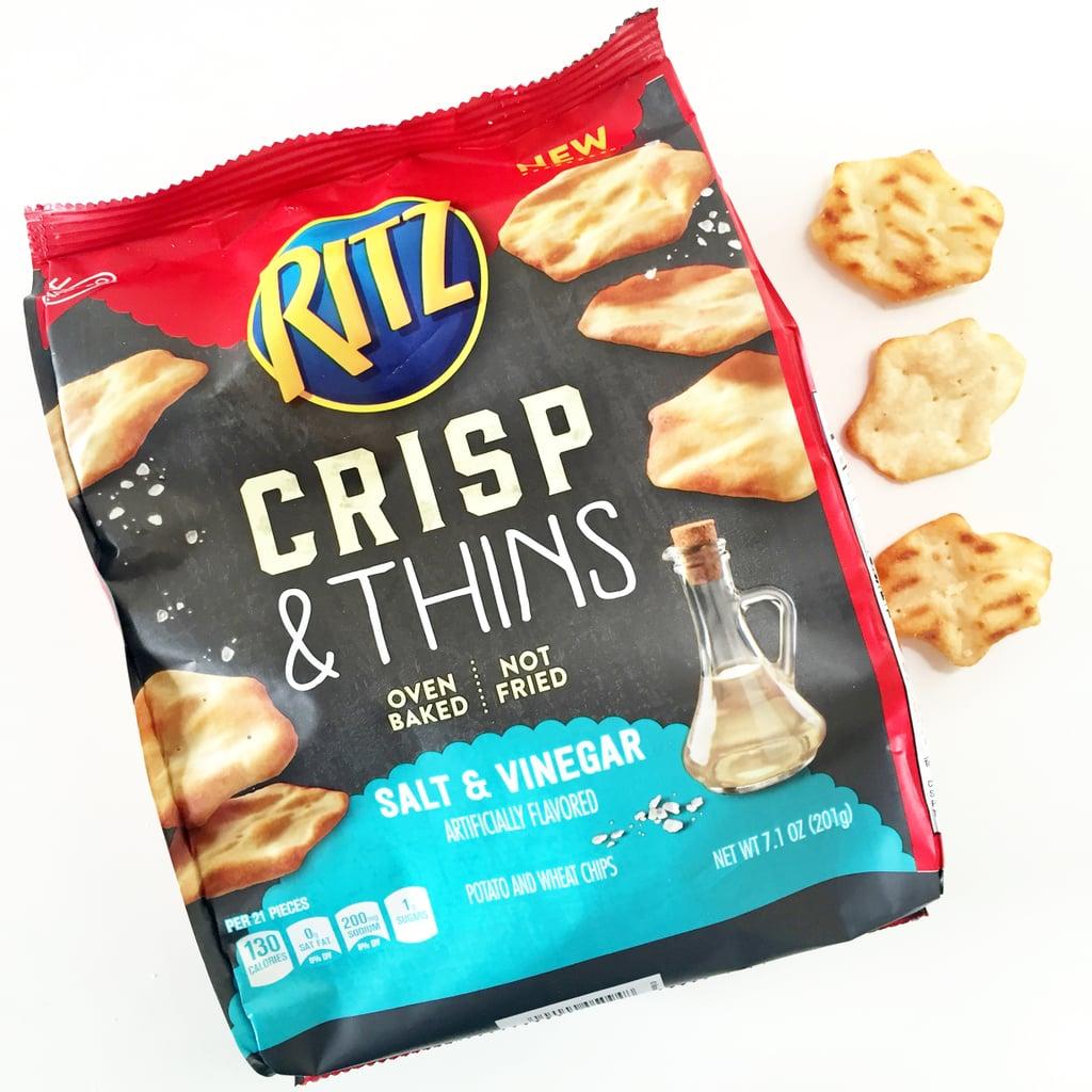 Ritz Crisp & Thins in Salt & Vinegar