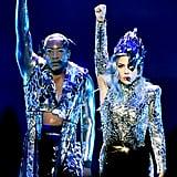 Lady Gaga Performs Pre-Super Bowl Concert in Miami | Photos