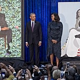 He and Michelle Were Honored With Official Portraits at the Smithsonian's National Portrait Gallery