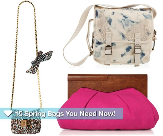 Sugar Shout Out: Spring Bags You Need to Check Out Now!