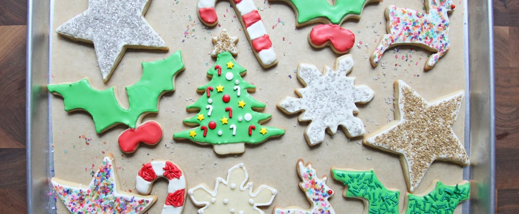 Easy Iced Sugar Cookie Recipe
