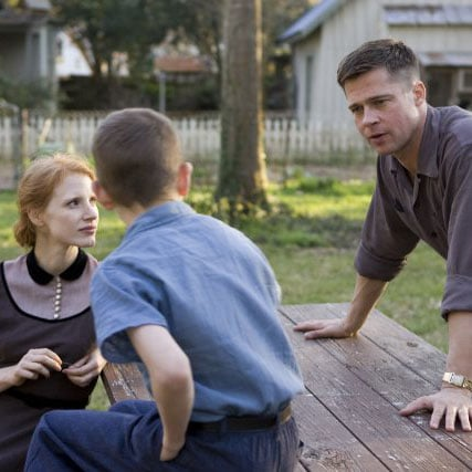 The Tree of Life Review Starring Brad Pitt