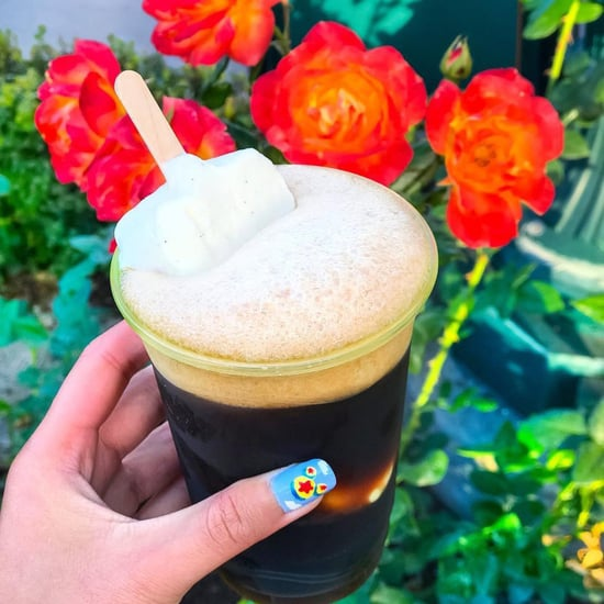 Disneyland Boozy Ice Cream Floats