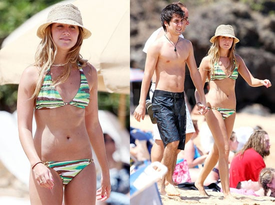 Ashley Tisdale Bikini Photos in Hawaii