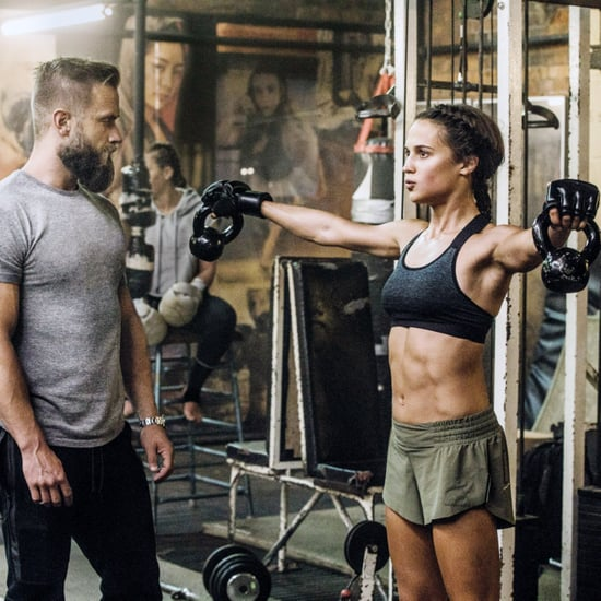 Alicia Vikander Tomb Raider Workouts and Diet