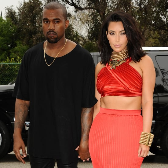 Kanye West Posting Celebrity Couples Pictures to Instagram