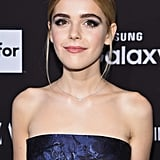 Kiernan Shipka at the 2015 Harper's Bazaar Icons Event