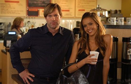 Movie Preview: Aaron Eckhart, Jessica Alba in Meet Bill