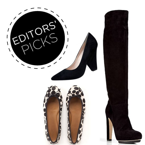 Our Editors' Picks of the Best New Season Shoes