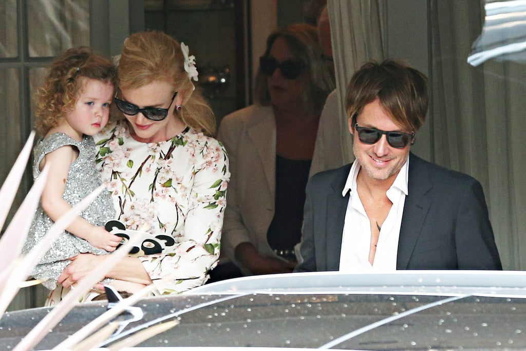 Keith Urban Nicole Kidman Ring In 11th Wedding Anniversary: Celebrities In Australia For Christmas And Holidays 2013