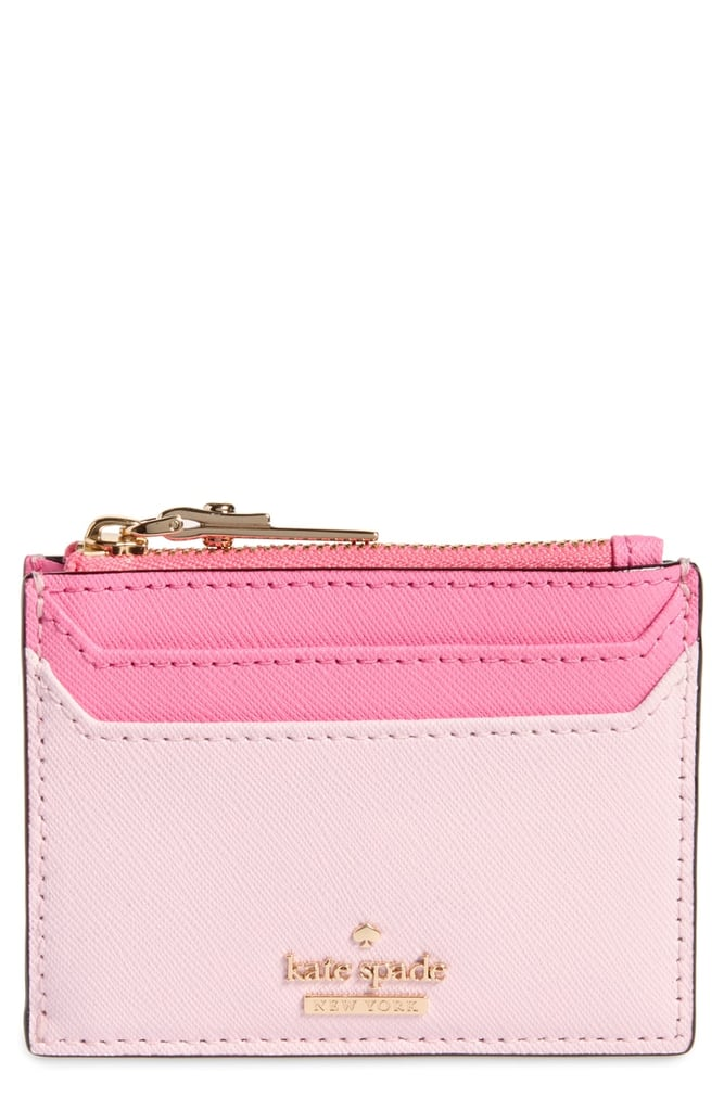 Kate Spade New York Cameron Leather Card Case