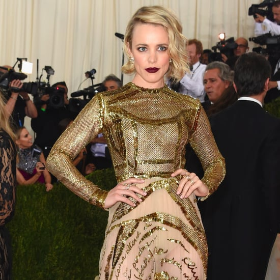 Rachel McAdams's Dress at Met Gala 2016