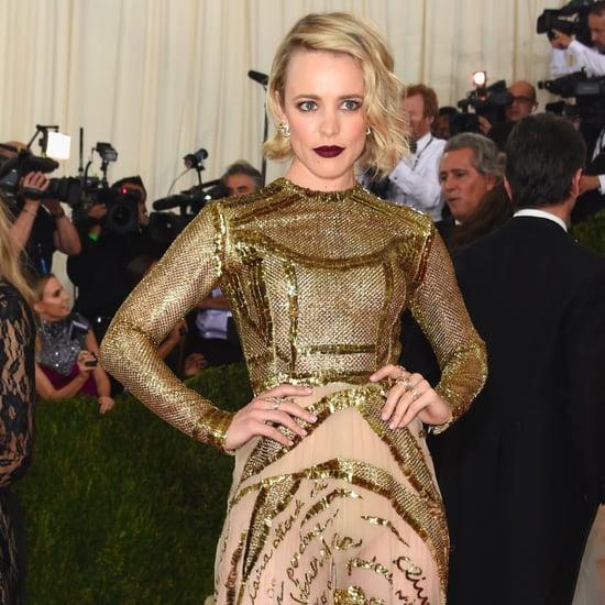 Rachel McAdams's Dress at Met Gala 2016