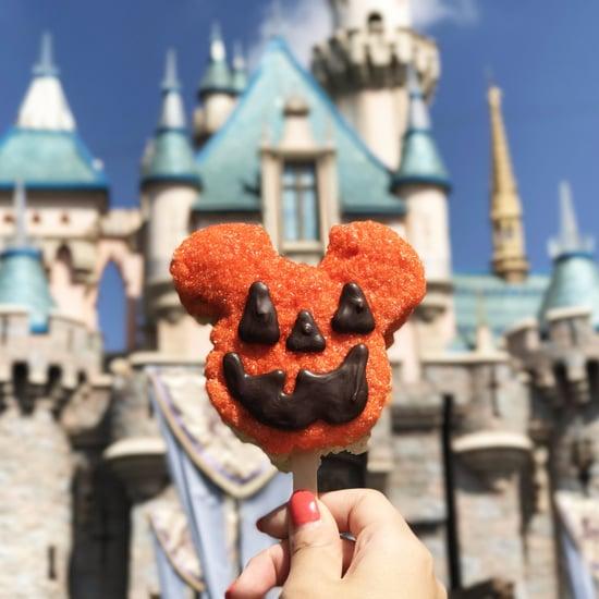 Disneyland Halloween 2017