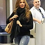 Sofia Vergara's Engagement Ring From Joe Manganiello