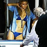 Gigi Hadid in a Bikini on Her Birthday