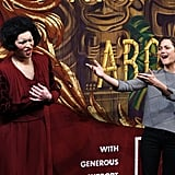 Marion Cotillard Accepts Her Harvard Hasty Pudding Award