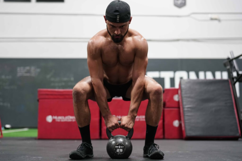 "This Full-Body Workout From the ""Kettlebell King"" Will Leave You Feeling Sore and Badass"