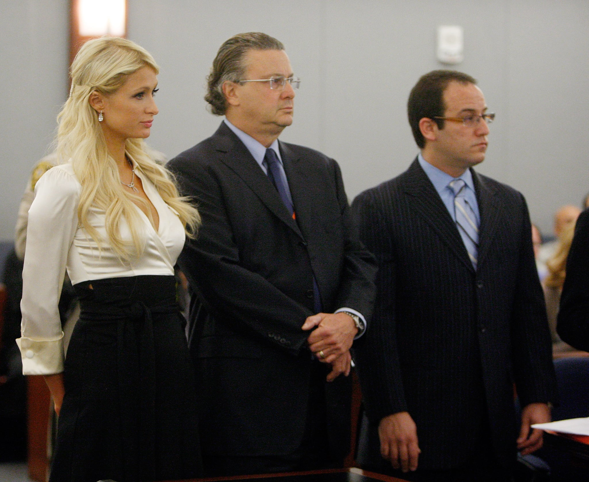 Paris hilton apparently in jail or something new images