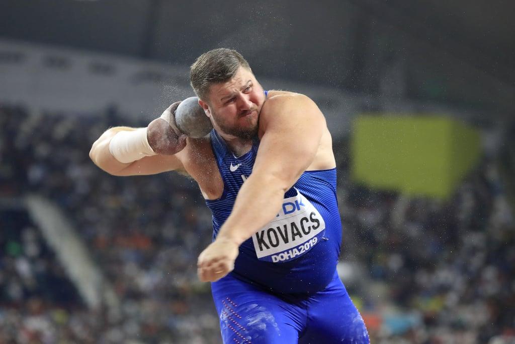 Joe Kovacs, Track and Field (Shot Put)