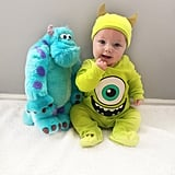 Mike and his BFF, Sully.