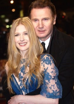 Liam neeson is dating who