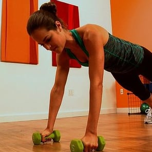 Sugar Shout Out: Full-Body Moves That Will Work Your Body Good!