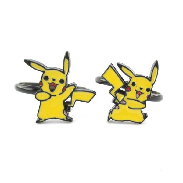 Pikachu Adjustable Rings