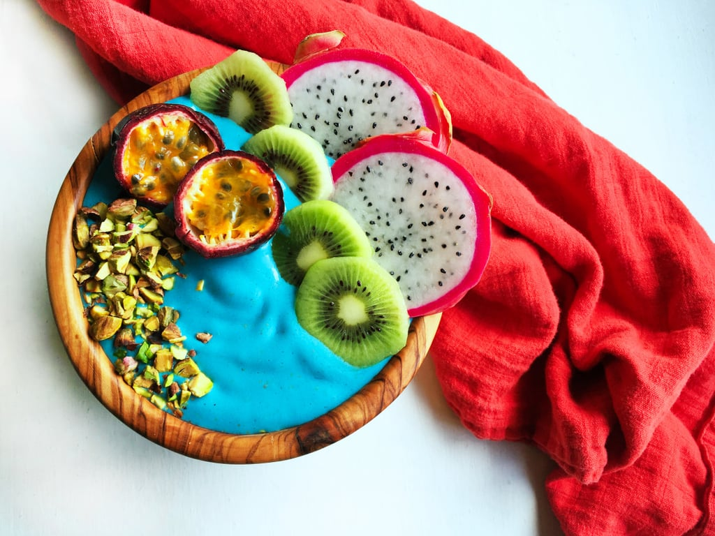 Blue Mermaid Smoothie Bowl