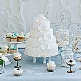 White Ice Cake