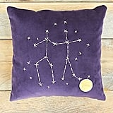 Gemini Star Sign Pillow ($98)