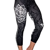 Inner Fire Capri Yoga Pants