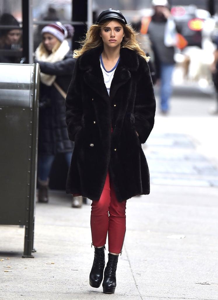 Newsboy Cap Style Trend Popsugar Fashion