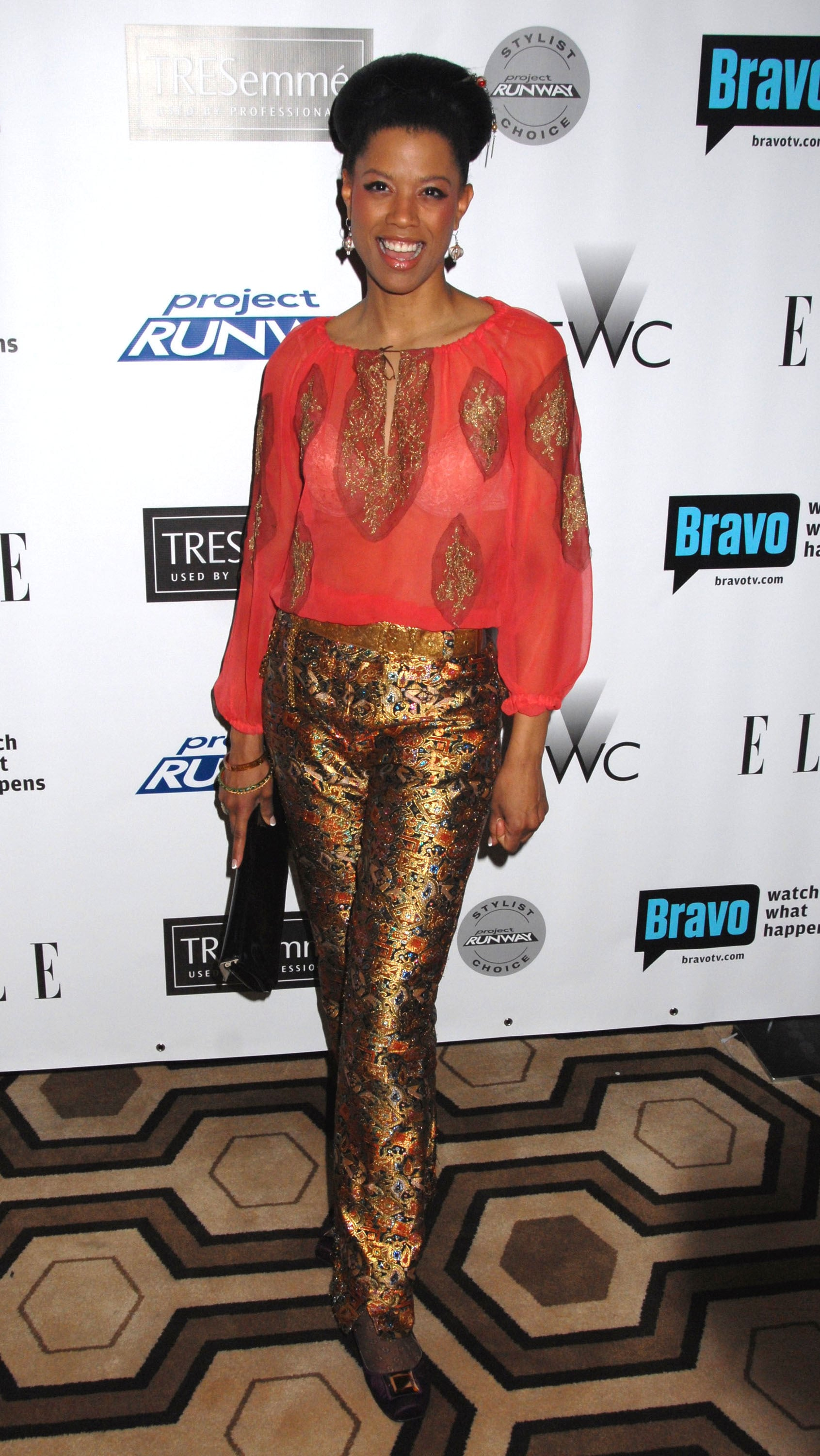 Fab Flash: Newest Project Runway Alumni Party On
