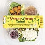 Trader Joe's Greens and Seeds Salad ($4)