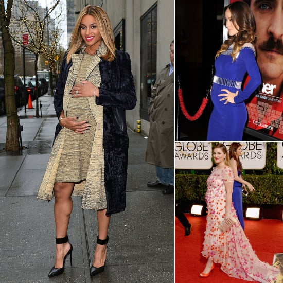 Celebrity Maternity Fashion
