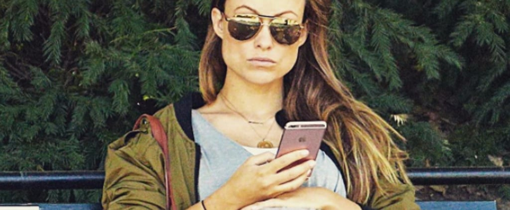 Olivia Wilde's Best Mom Moments