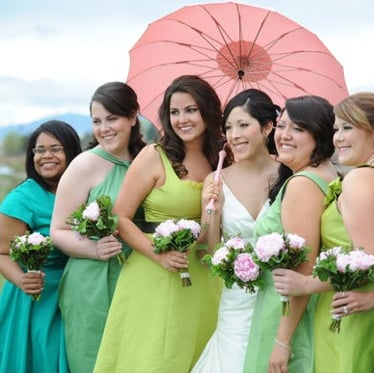 Reasons to Let Your Own Bridesmaids Choose Their Dresses