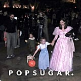 Jennifer Garner and Her Family on Halloween 2012