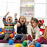 Make an indoor playdate exciting!