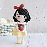 Disney Princess Doll Crochet Pattern — Snow White