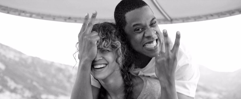 Beyonce and Jay Z's Best PDA Moments | Pictures