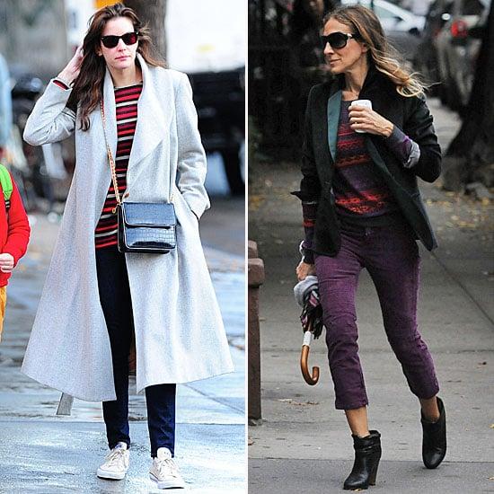 Sarah Jessica Parker Street Style  56a1bd051