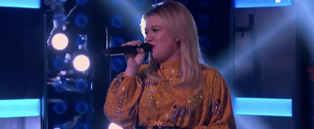 "Kelly Clarkson Covers ""Cake by the Ocean"" by DNCE"