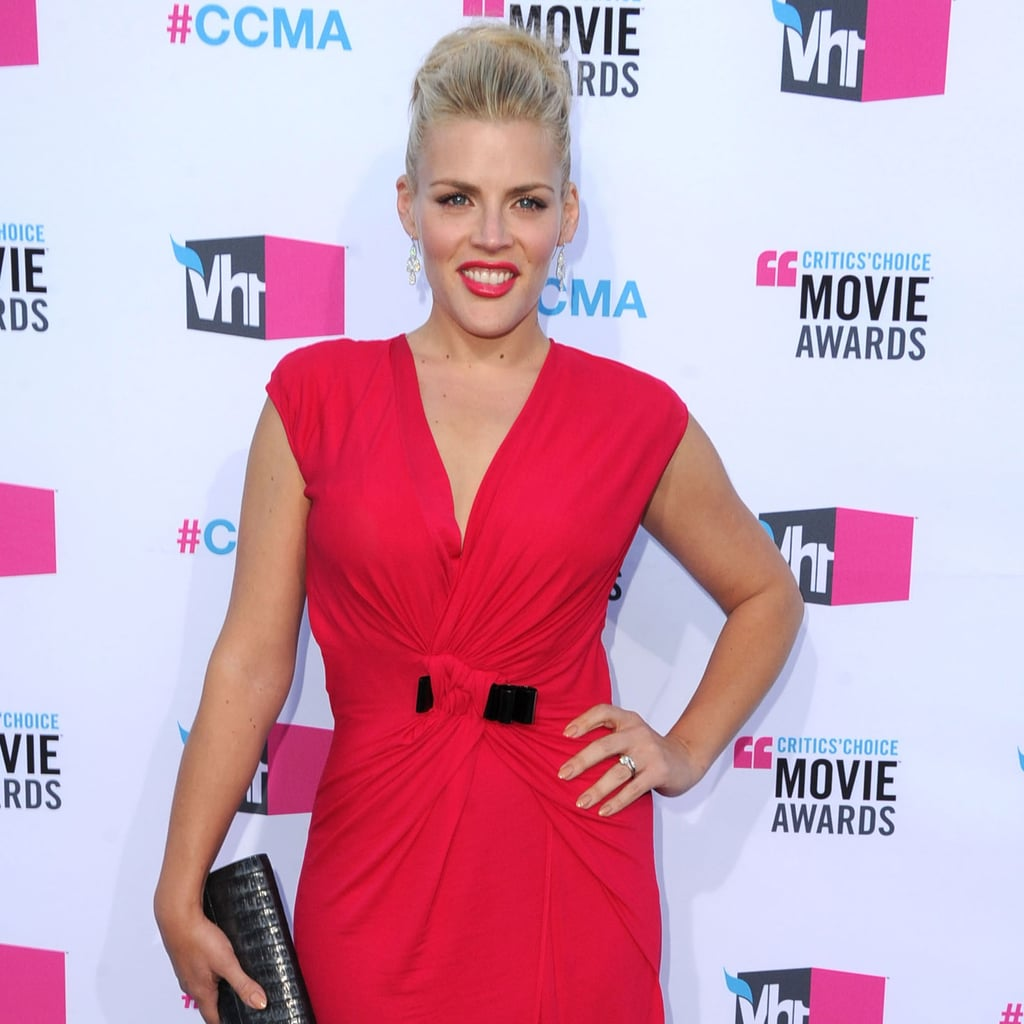 Busy Philipps at the Critics' Choice Awards.