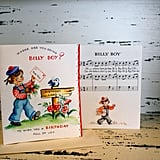 Billy Boy Nursery Rhyme