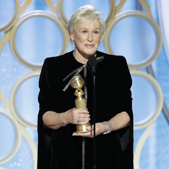 Glenn Close Acceptance Speech at 2019 Golden Globes Video