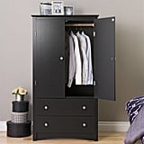Kingfisher Lane TV Wardrobe Armoire