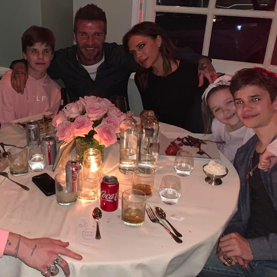 Victoria Beckham's 45th Birthday Photos